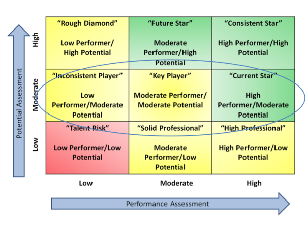 the definition and application of the 9 box model in management Definition of forecasting: a planning tool that helps management in its attempts to cope with  or years using one or more techniques such as box-jenkins.